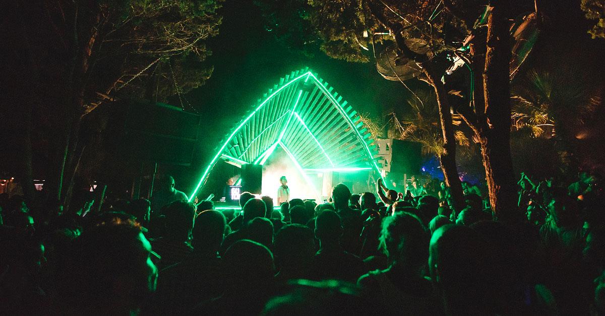 Crack Magazine reviews Glitch Festival 2018